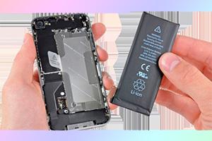 Как произвести замену батареи в iPhone?