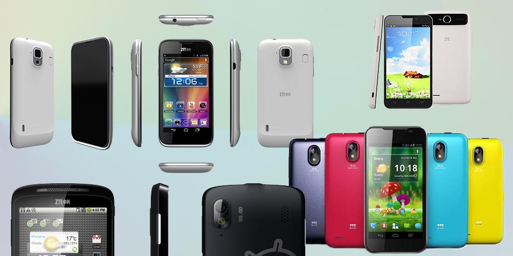 Ремонт планшетов, смартфонов, мобильных телефонов ZTE в Одессе