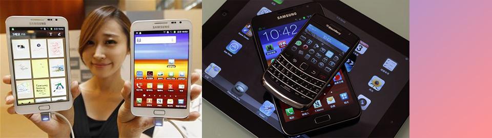 Фаблеты - среднее между смартфоном и планшетом