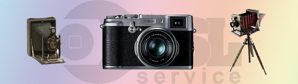 История создания фотоаппарата