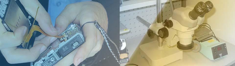 Оборудование для ремонта мобильных телефонов