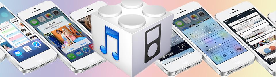 Прошивка iPhone и iPad в Одессе
