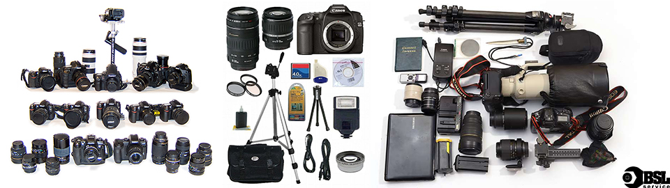 Выбор комплектующих к фотоаппарату