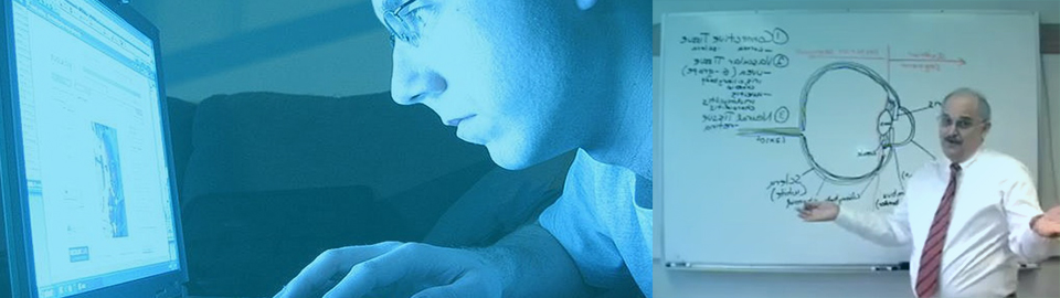 Влияние экрана компьютера на зрение