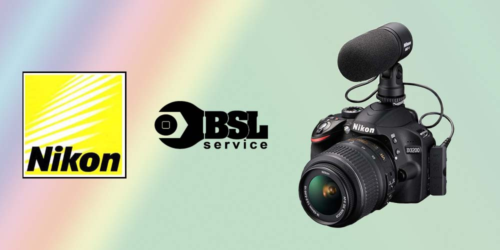 Ремонт фотоаппаратов Nikon в Одессе