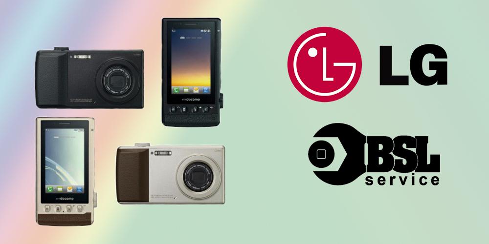 фотоаппараты LG