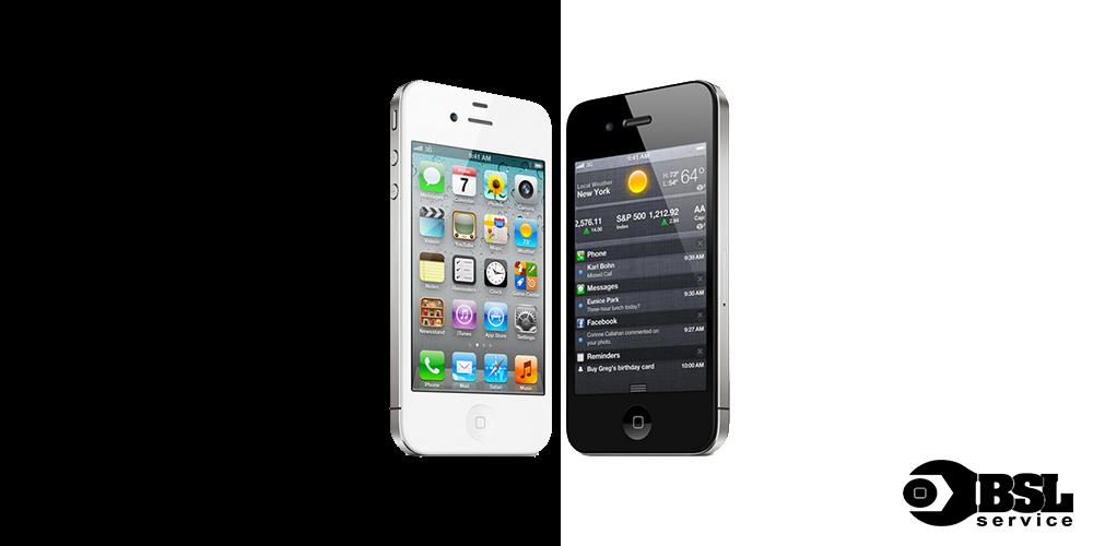 Ремонт iPhone 3, 4, 5 в Одессе