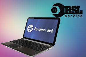 Типичные поломки ноутбуков Hp Pavilion dv6