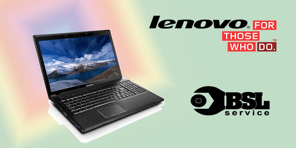 Ремонт ноутбуков Lenovo в Одессе