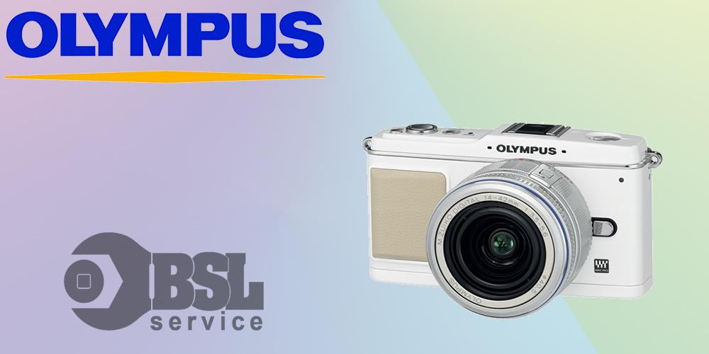 Ремонт цифровых и зеркальных фотоаппаратов Olympus в Одессе