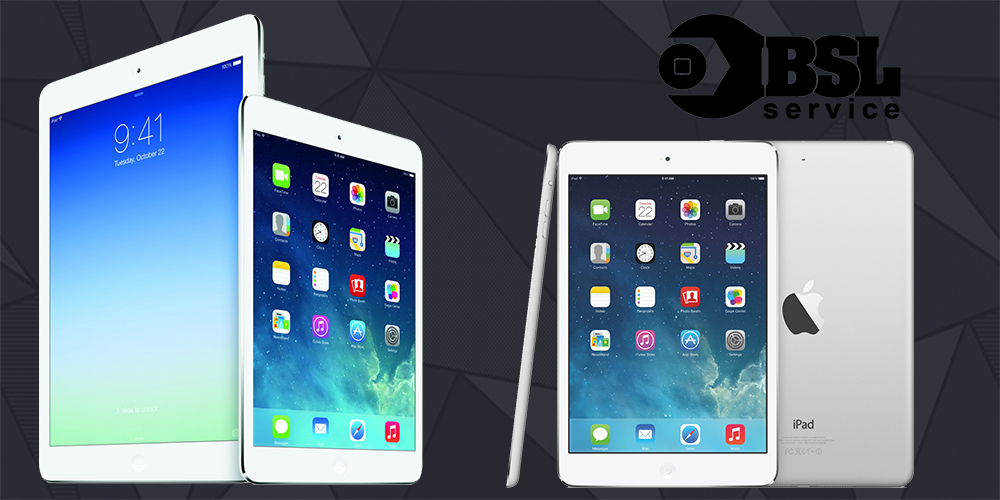 Ремонт iPad 2, 3, 4, 5, mini, air в Одессе
