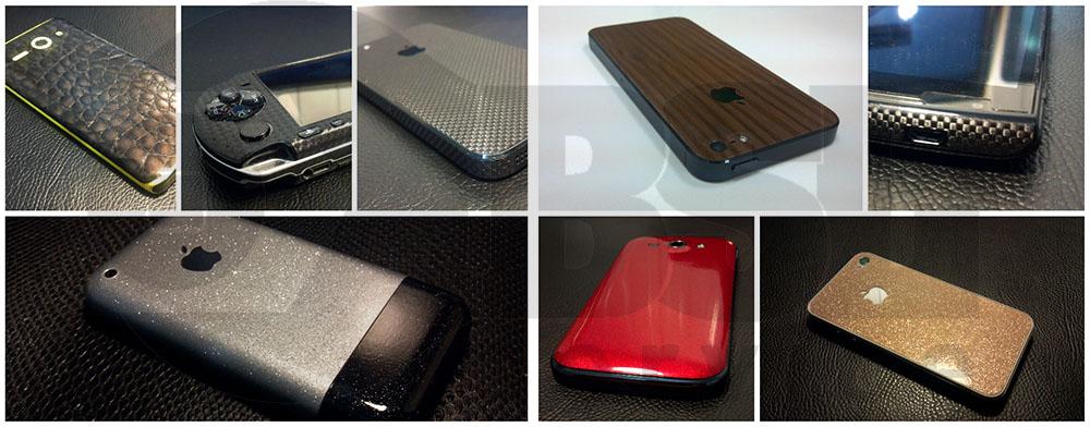 Моддинг мобильных телефонов, планшетов, ноутбуков, игровых приставок
