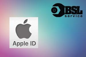создание и регистрация в apple id