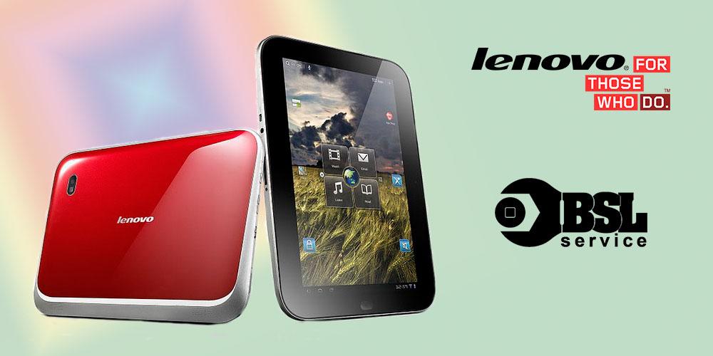 Ремонт планшетов Lenovo в Одессе