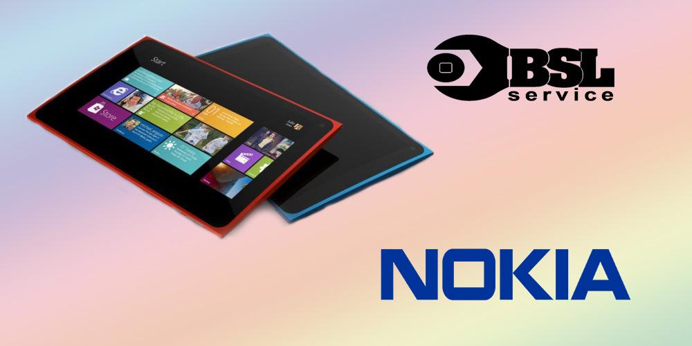 Ремонт планшетов Nokia в Одессе