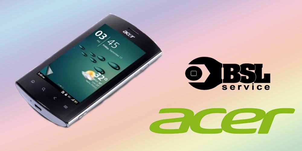 Ремонт мобильных телефонов и смартфонов Acer в Одессе