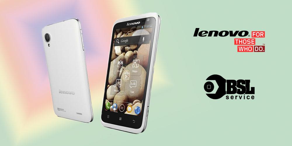 Ремонт мобильных телефонов и смартфонов Lenovo в Одессе