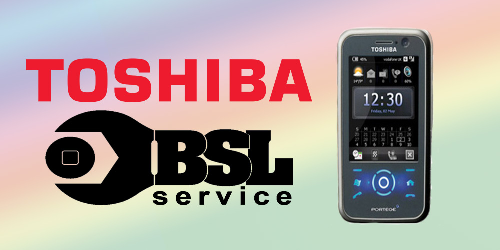 Сервисный центр Toshiba от BSL-сервис