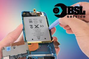 замена экрана (дисплея) на ipod-touch-5