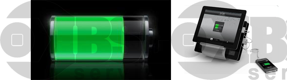 Замена шлейфа зарядки на iPad